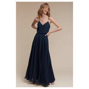 Anthropologie BHLDN Jenny Yoo Inesse Dress